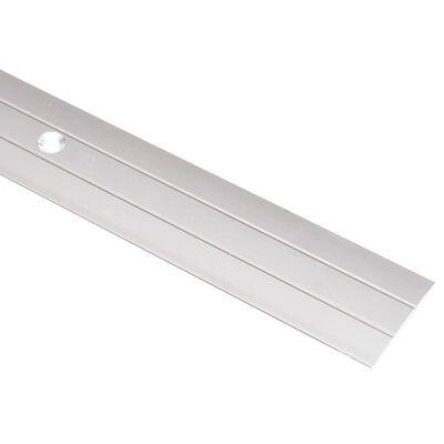 vidaXL Profile de pardoseală, 5 buc., auriu, 90 cm, aluminiu