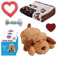 Snuggle Puppy Kit pentru cățeluși mici Comfortable Beginnings