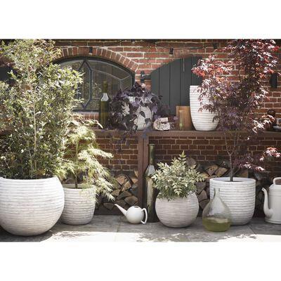 Capi Vas de plante Nature Row, bilă, ivoar, 62 x 48 cm, KRWI271