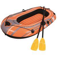 Bestway Set barcă gonflabilă Kondor 1000 Set, 155 x 93 cm, 61078
