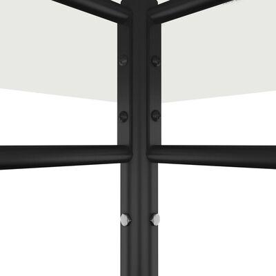 vidaXL Pavilion, crem, 4x3x2,7 m, 180 g/m²