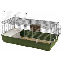 Ferplast Cușcă de iepuri Rabbit 120, 118x58,5x49,5 cm, 57053070