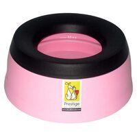 Road Refresher Bol de apă animal de companie non-spill, roz, mic