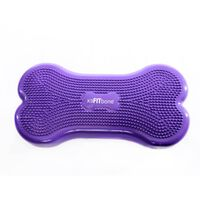 FitPAWS Platformă echilibru animale Giant K9FITbone, violet, PVC
