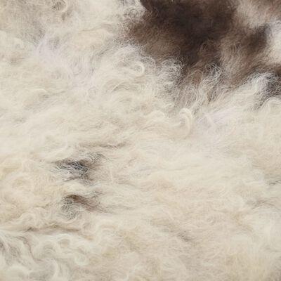 vidaXL Piele de oaie, culoare mixtă, 70x100 cm
