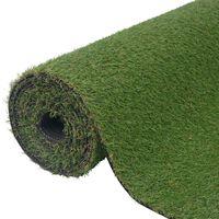 vidaXL Gazon artificial, verde, 1,33 x 8 m/20 mm