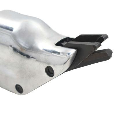 vidaXL Foarfecă pneumatică pentru metal, 2500 RPM, 1,2/1,4 mm