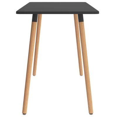 vidaXL Set mobilier de bucătărie, 5 piese, turcoaz