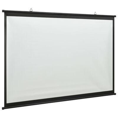 """vidaXL Ecran de proiecție 47"""" 1: 1"""