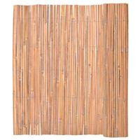 vidaXL Gard din bambus, 150 x 400 cm