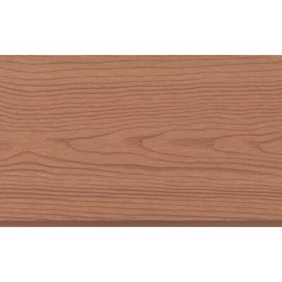 vidaXL Plăci de schimb pentru gard, 9 buc., maro, 170 cm, WPC