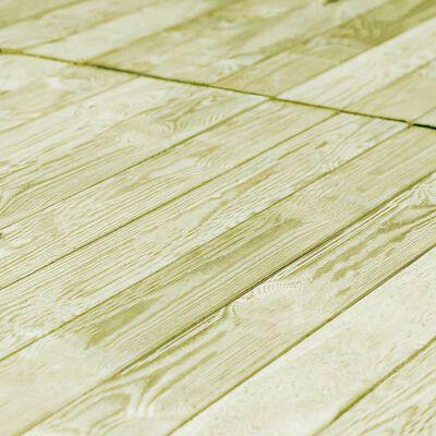 vidaXL Plăci de pardoseală, 70 buc., 150 x 12 cm, lemn