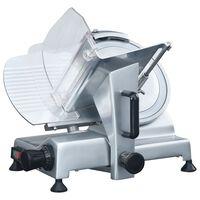 vidaXL Feliator electric pentru carne profesional, 220 mm