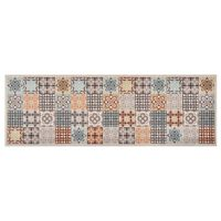 vidaXL Covoraș de bucătărie lavabil, 60x300 cm, model mozaic