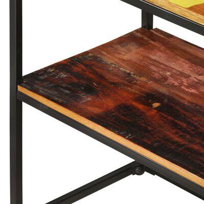 vidaXL Servantă, 150 x 30 x 75 cm, lemn masiv reciclat