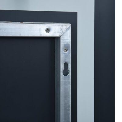 vidaXL Oglindă cu LED de baie cu senzor tactil, 60 x 100 cm