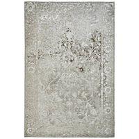 Covor Decorino Patchwork Priene, Taupe, 155x230