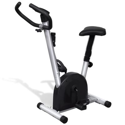vidaXL Bicicletă de fitness cu scaun