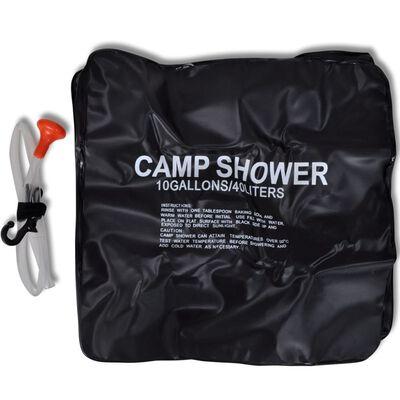Duș solar camping 40 L